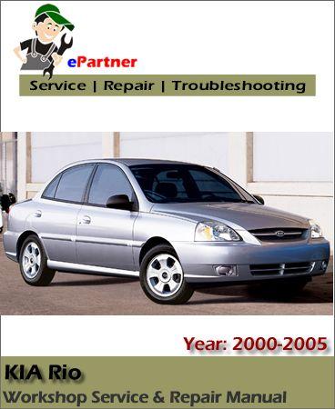 23 best kia service manual images on pinterest repair manuals kia rh pinterest com 2004 kia rio service manual free pdf 2004 kia rio owners manual free