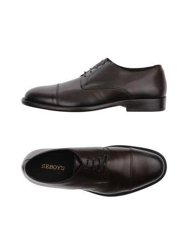 Chaussure À Lacets De Seboy Wtlkl