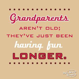 Awakenings: Happy National Grandparents' Day