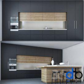 99 Kitchen 3dmodel