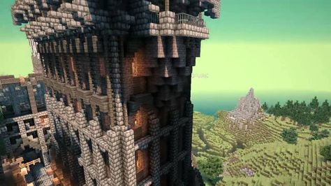 Vorpal City Minecraft Steampunk Victorian City Steampunk