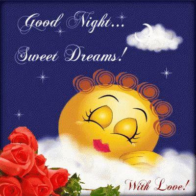 Good Night Sweet Dreams GIF - GoodNight SweetDreams SleepWell - Discover & Share GIFs