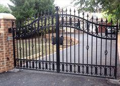 High Quality Iron Gates Wrought Iron Driveway Gates Iron Gate