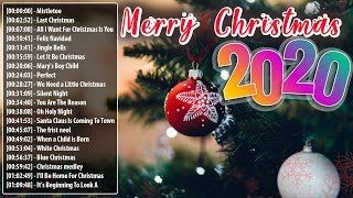 Merry Christmas 2020 Top Christmas Songs Playlist 2020 Best Christmas Music 2020 Christ Christmas Songs Playlist Best Christmas Songs Best Christmas Music