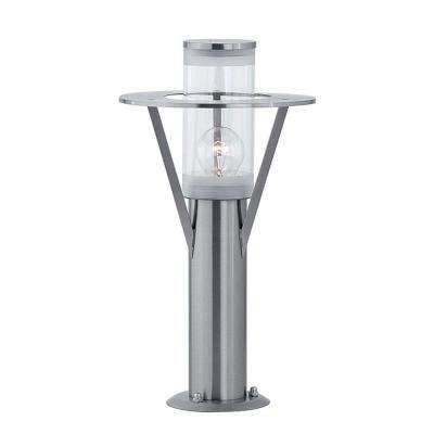 Outdoor Stainless Steel Pedestal Lights Noble For Your Garden Outdoor Table Lamps Outdoor Path Lighting Lamp Post Lights