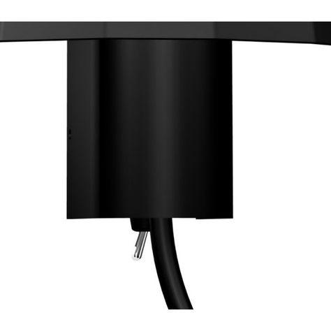 Applique Noire Lampe Chevet Liseuse Pour Hôtel Luminaires Pinterest
