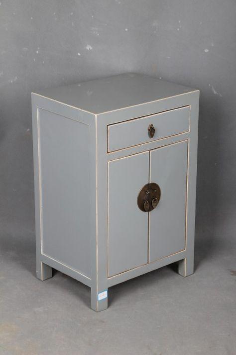 1Dw2Dr Bedside-Hanfurs Furniture