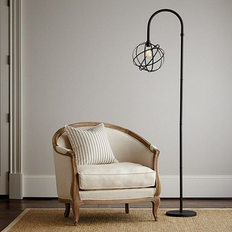 orb floor lamp bella vista penthouse lower level pinterest floor lamp living room ideas and penthouses