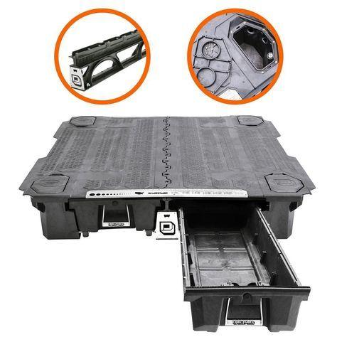 Decked Cargo Van Storage System For Chevrolet Express Or Gmc