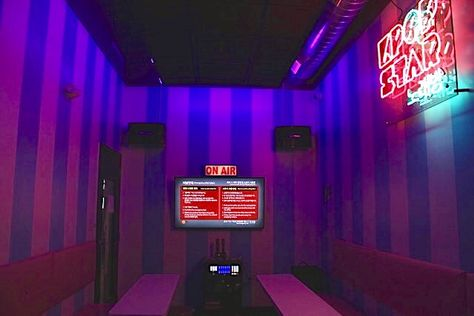 See inside the 4 themed, private karaoke rooms you can rent at Seoul Food Meat Company (avec images)