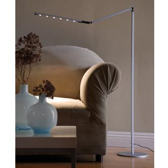 Koncept Lighting I Tower High Power Led Floor Lamp Floor Lamp Led Floor Lamp Cool Floor Lamps