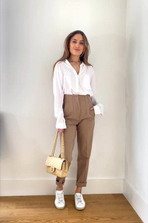 Smart Casual Work Outfit Women, Smart Casual Women Summer, Summer Work Outfits Office, Stylish Summer Outfits, Smart Outfit, Business Casual Outfits, Professional Outfits, Winter Fashion Outfits, Modest Outfits