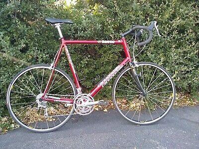 Buy Cannondale Caad 5 64cm Road Bike Saeco Edition In 2020 Vintage Mountain Bike Cannondale Mountain Bike Helmets