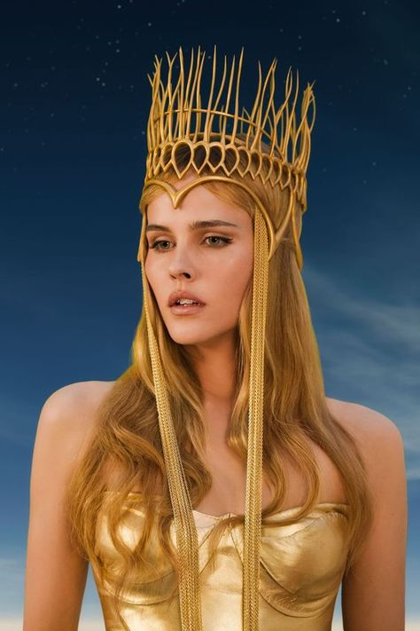 Immortals. Athena Costume Design by Eiko Ishioka: