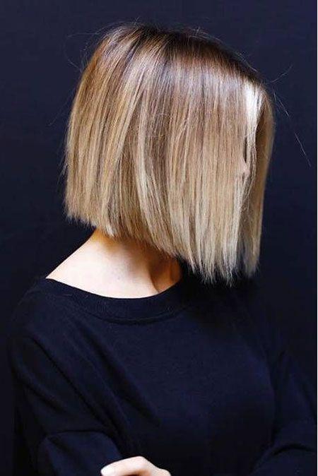 25 Kurze Bob Frisuren Für Feines Haar Frisuren Bob Feines