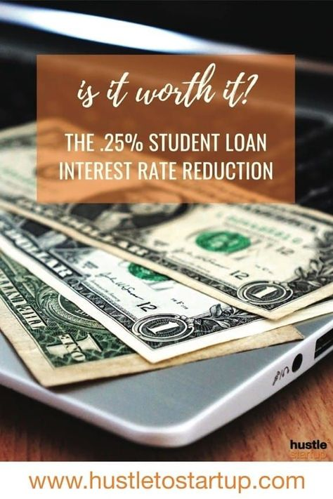 Is It Worth Refinancing Your Student Loans For A Lower Interest