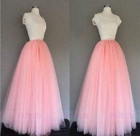 The Maternity Maxi Dresses When Comfort Meets Style - Mom Dress Casual - ideas of Mom Dress Casual - DIY Tulle Skirt Long Tutu Skirt, Diy Tulle Skirt, Tulle Skirt Tutorial, Diy Dress, Tulle Dress, Long Tulle Skirts, Tutu Skirts, Tutu Skirt Women Diy, Make A Skirt