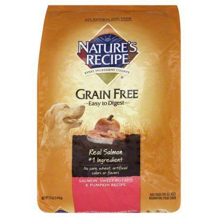 Nature S Recipe Grain Free Easy To Digest Salmon Sweet Potato