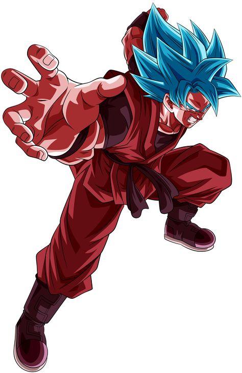 Goku Ssj Blue Kaioken Universo 7 Dragon Ball Goku Dragon Ball Z Dragon Ball Image
