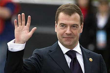 Дмитрий Медведев 24 октября с официальным визитом прибудет в Ереван