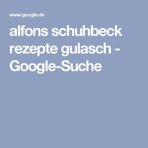 Más de 25 ideas increíbles sobre Alfons schuhbeck rezepte en - schuhbeck meine bayerische küche