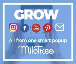 Grow your Email, Instagram, Pinterest, Facebook, and YouTube