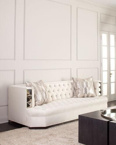 Pin By Mega Veiculos On Boiserrie Sala In 2021 Haute House Tile Trim Sofa Wood Frame