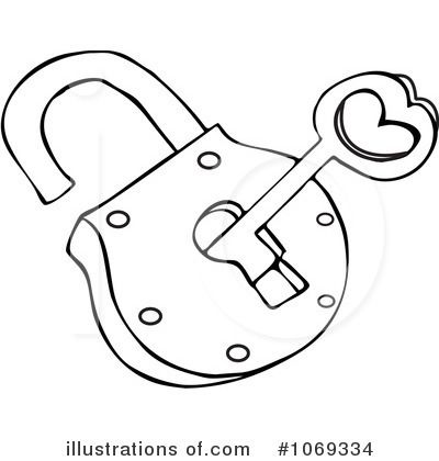 Padlock Clipart 1069334 Coloring Pages Fairy Coloring Pages Online Coloring Pages