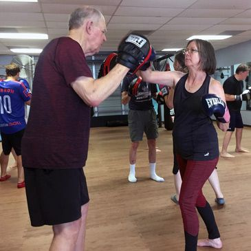 Boxing For Parkinson S At 413 Fitness Over Greatmats Fitness Floor Workouts Mat Exercises