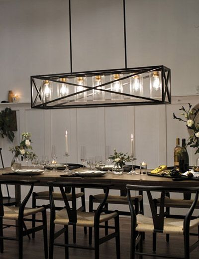 Designer Lighting Bring Fluorescent Trends To Your Home Lighting Shabby Chic Dining Room Dining Room Lighting Shabby Chic Table Lamps