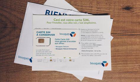 changement carte sim sosh Exit Sosh, welcome B&You by Bouygues Télé  Bouygues télé