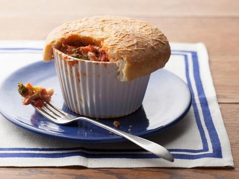 Giada's Kid-Approved Pizza Pot Pies  #RecipeOfTheDay