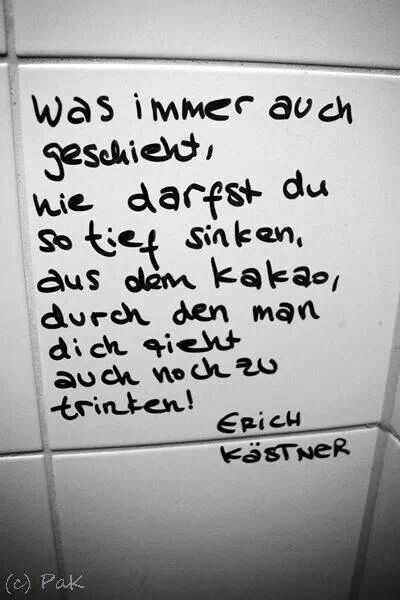 Erich Kästner | Quotes | Pinterest | True Words, Wise Words And Truths