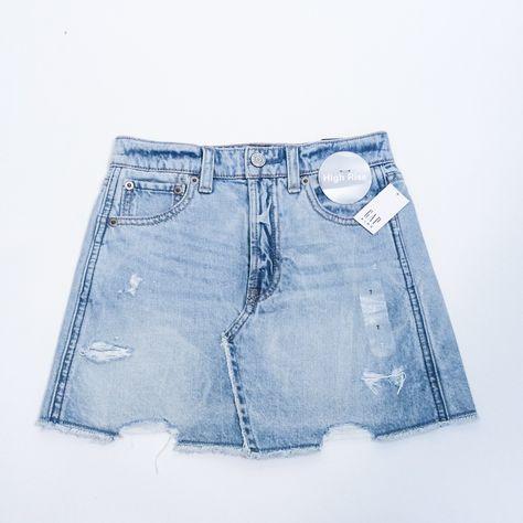 Gap Kids Girls Skirt Casual Sz 7