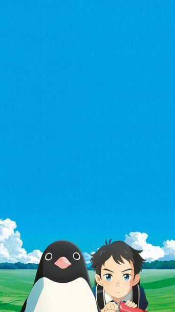 Penguin Highway (2018) Phone Wallpaper   Moviemania