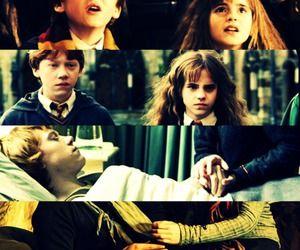 93 Imagens Sobre Ron Y Hermione No We Heart It Veja Mais Sobre Harry Potter Hermione E Hermione Granger Ron And Hermione Romione Yer A Wizard Harry