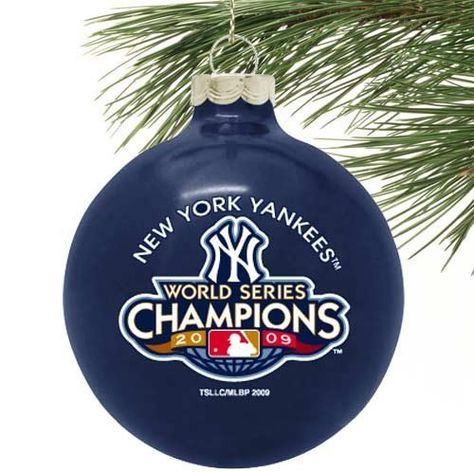 New York Yankees 2009 World Series Champions Navy Blue 27-Time Champs 3  1/4