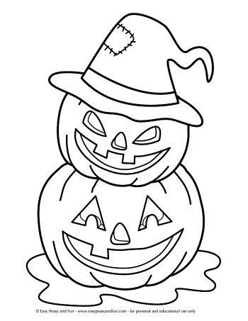 Coloring Pages For Kids Halloween Halloween Coloring Pages Easy Peasy And Fun Free Halloween Coloring Pages Halloween Coloring Pages Halloween Coloring Sheets