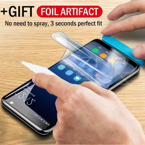 2PCS SOFT HYDROGEL Screen Protector For