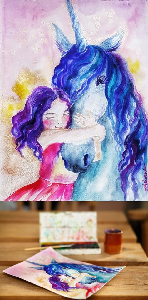 magic Hug your Unicorn, original...
