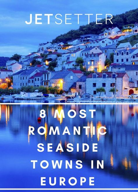 There's more to European romance than moonlit walks along the Seine and decadent meals in Tuscany. Just as swoon-worthy experiences can be found in the continent's quaint seaside towns, where authentic coastal dishes, atmospheric hotels, and gorgeous ocean views are a quiet stroll—preferably hand-in-hand—away.