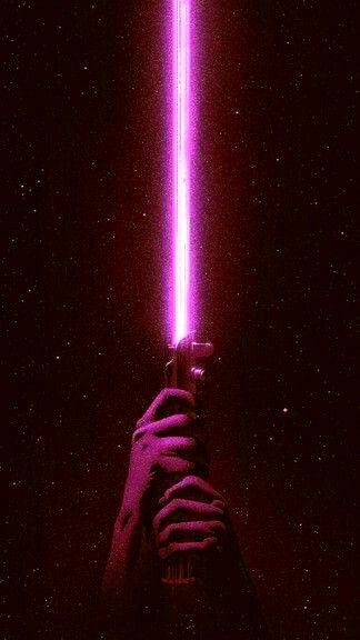 Who Says That S There No Such Thing Of A Pink Lightsaber Purple Lightsaber Red Lightsaber Star Wars Tattoo