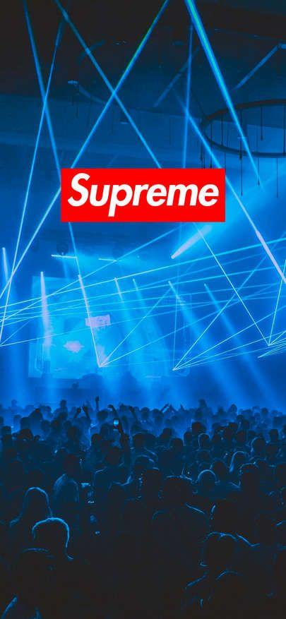 Download Wallpaper Iphone XS XR XS MAX Supreme Wallpaper concert 1125 × 2436 | Supreme wallpaper ...
