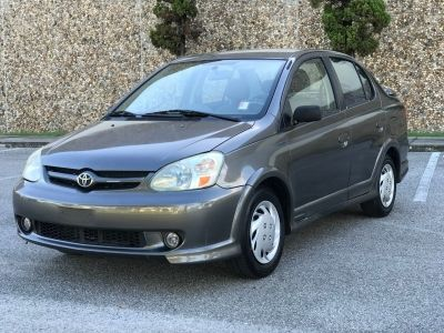 2003 Toyota Echo Gray Sedan 4 Doors 2200 To View More Details Go To Https Www Fairpriceautogroup Com Inventory View Toyota Echo Grey Car Toyota