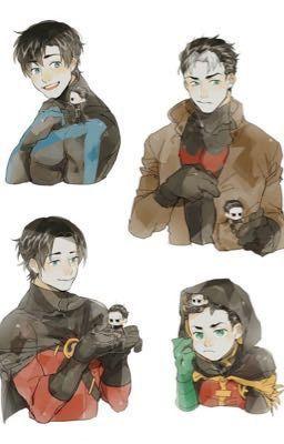 Batboys x Reader   《♤batfam♤》   Bat family, Batman