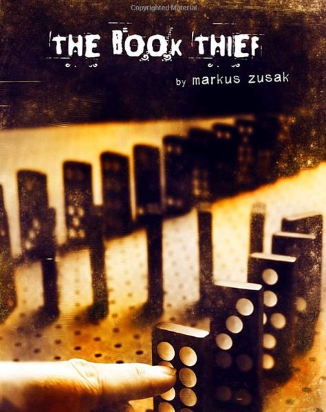 The Book Thief by Markus Zusak-  January, 2014 http://www.pinterest.com/discoveryed/denbrarian-january-2014-the-book-thief/