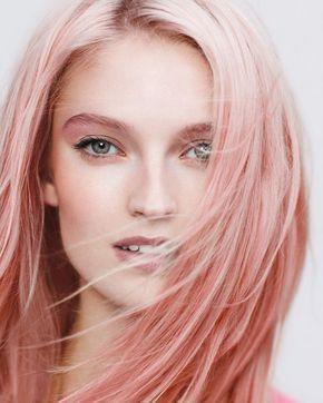 1001 Ideen Für Rosa Haare Die Besten Bilder Aus Dem