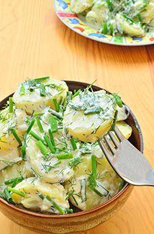 Pommes de terre à la ciboulette