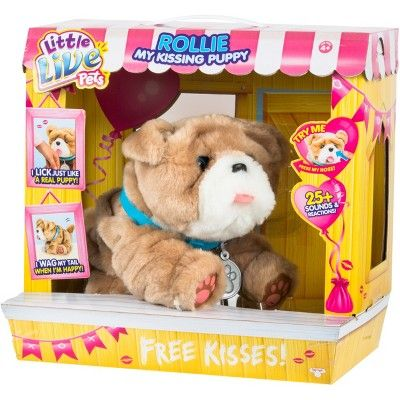 Little Live Pets My Loving Puppy Koko Little Live Pets Baby Toy Shop Puppies