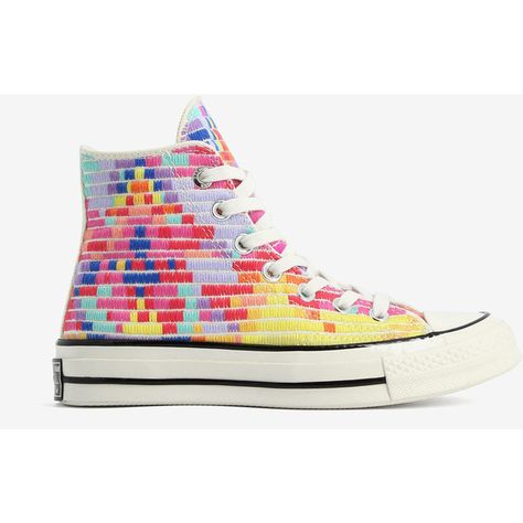 Converse Multicolor High Tops Canvas